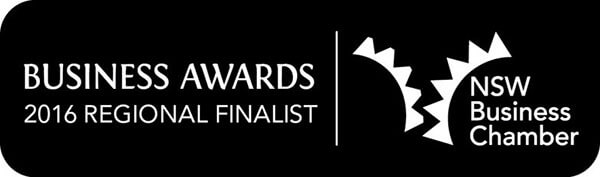 Business awards 2016 Regional Finalist