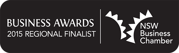 Business awards 2015 Regional Finalist
