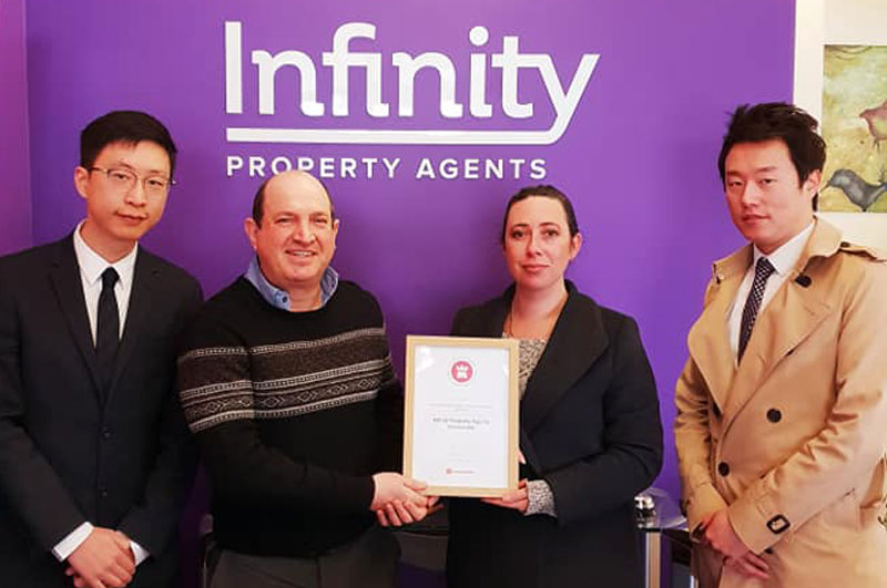 Infinity Property Agents Win LocalAgentFinder's Independent Agency of the Year Award for Rentals in NSW