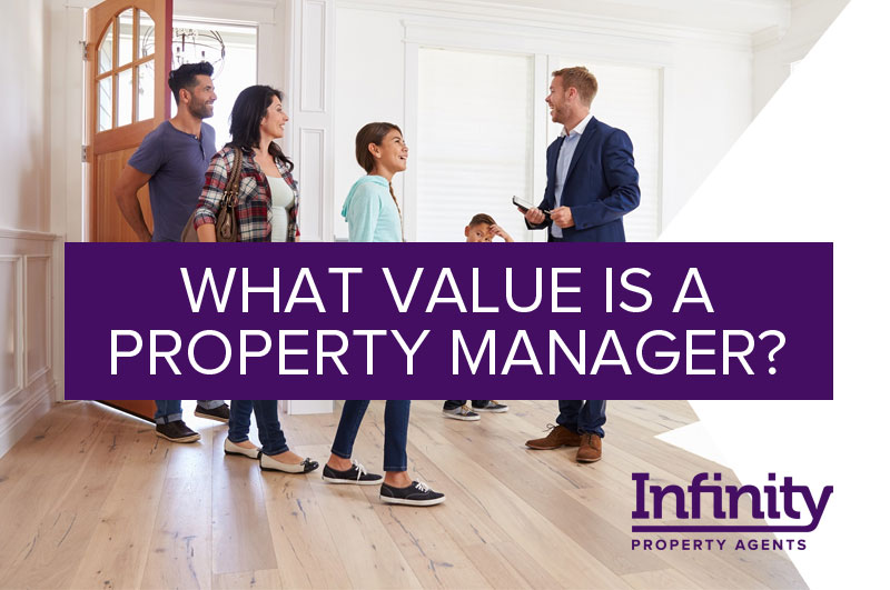 What value do you see in a Property Manager?