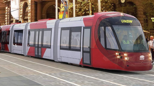 Light Rail Expansion Set To Transform Sydney