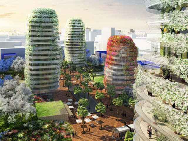 Landscaping Our Cities - Sydney's Newest Trend